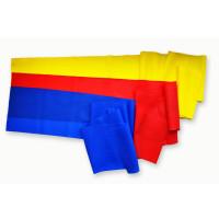 Ластик за аеробика MASTER 1200x150x0.4 мм, ластична лента, жълта
