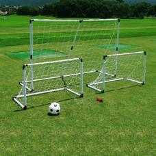 Футболни врати  MASTER 2 броя Д: 93 х В: 60 х Ш: 50 с топка