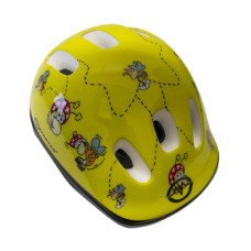 Предпазна каска MASTER Flip, S, жълта