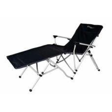 Сгъваем стол-шезлонг за къмпинг King Camp
