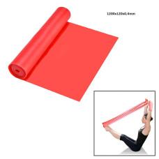 Ластик за тренировка и фитнес Bodyflex 120x12x0,04 см