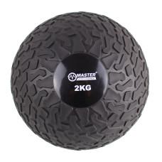 Медицинска Тежка топка Master 2 кг