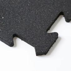 Гумена плоча Sportflooring Пъзел, 1 х 1м