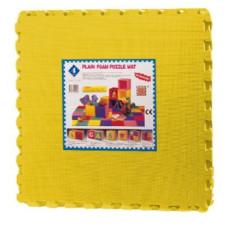 Настилка SPARTAN 60 x 60 х 1,40 см пъзел, 4 броя, жълта