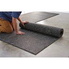 Гумена настилка Sport-flooring Strong, с цветни шарки 18%