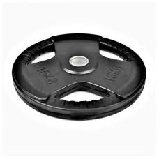 Олимпийски диск MASTER 15 кг, гумиран