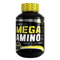 Аминокиселина Biotech USA Mega Amino 3200
