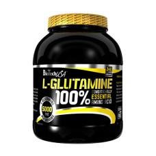 Глутамин Biotech USA 100% L-Glutamine