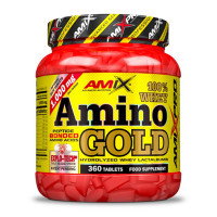 Аминокиселини AMIX Amino Whey Gold, 360 таблетки