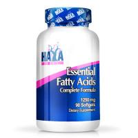 Аминокиселина HAYA LABS Essential Fatty Acids, 1250 мг., 90 гeл-ĸaпc.
