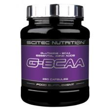Аминокиселинa Scitec Nutrition G-BCAA 250 Caps
