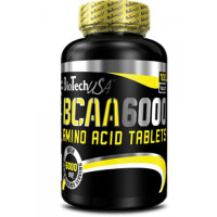 Аминокиселина Biotech USA BCAA 6000