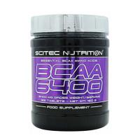 Аминокиселинa Scitec BCAA 6400, 125 таблетки