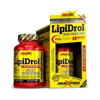 Фет бърнър-AMIX LipiDrol, 120 Caps.