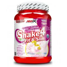 Фет бърнър Amix Shake 4 Fit & Slim, 500 гр.