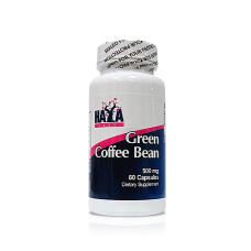 Фет бърнър Haya Labs Green Coffee Bean Extract, 500 мг., 60 капс.