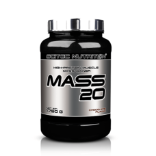 Гейнър Scitec Nutrition Mass 20
