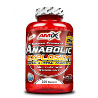 Стимулиращ хардкор - Amix Anabolic Explosion