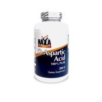 Стимулиращ хардкор Haya Labs Sports D-Aspartic Acid 200 гр.