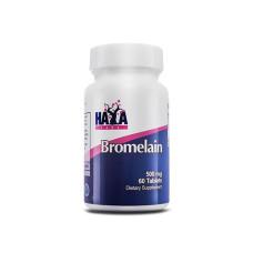 Хормоно-стимулант HAYA LABS Bromelain 500 мг. / 60 таб.