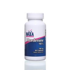 Хормоно-стимулант Haya Labs Hordenine 98% / 100mg