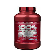 Протеин Scitec Nutrition 100% Hydrolyzed Beef Isolate Peptides
