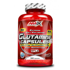Аминокиселина Amix Glutamine + BCAA
