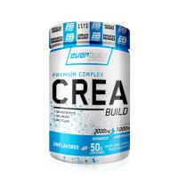 Креатин EVERBUILD Crea Build, 50 дози