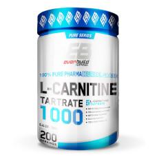 Фет бърнър EVERBUILD L-Carnitine Tartrate 1000, 200 дози