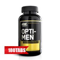 Витамини и минерали Optimum NUTRITION Opti-Men EU 180 таб.