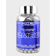 Витамини и минерали Scitec ZMB6, 60 капсули