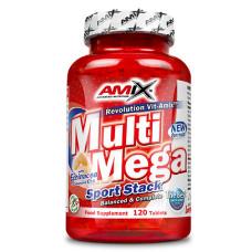 Витамини и минерали Amix Multi Mega Stack