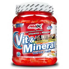 Витамини и минерали Amix Super Vit-Mineral Pack