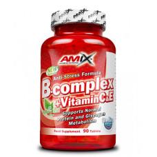 Витамини Amix Vitamin B-Complex + Vitamin C & E