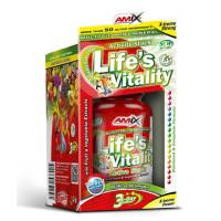 Витамини и минерали Amix Life's Vitality Active Stack