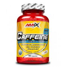 Кофеин със таурин AMIX , 90 капсули.