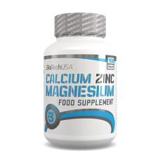 Минерал Biotech USA Calcium Zinc Magnesium