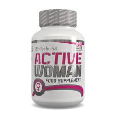 Витамини и минерали Biotech USA Active Woman