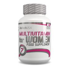 Витамини и минерали Biotech USA Multivitamin for women