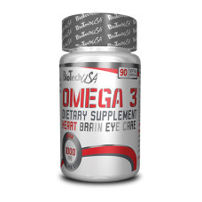 Omega  3 от BioTech USA  1000 мг. / 90 капсули