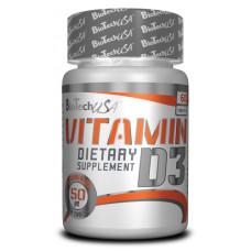 Витамин Biotech USA Vitamin D3