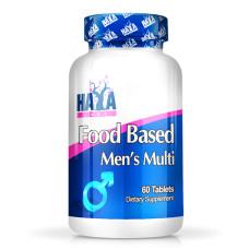 Витамини и минерали Haya Labs Food Based Men's Multi