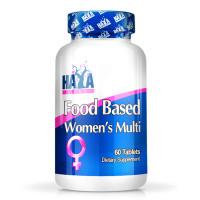 Витамини и минерали Haya Labs Food Based Women's Multi