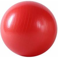 Гимнастическа топка MASTER 75 см,  червена