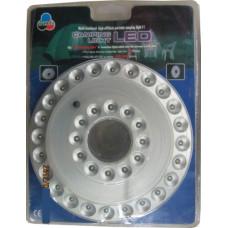 Къмпинг светодиоден фенер с 36 диода
