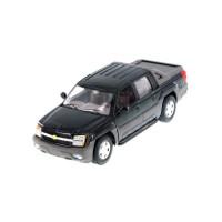Кола Chevrolet Avalanche, черна