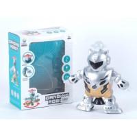 Робот със звук и светлина