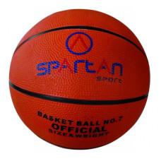 Баскетболна топка Spartan Florida 7, релефна