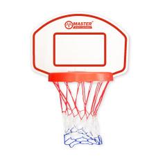 Баскетболно табло с кош  MASTER 60 x 42 см