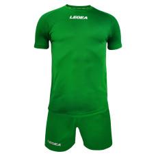 Футболен екип Legea Lipsia, зелен